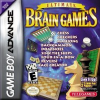 Ultimate Brain Games Gameboy Advance