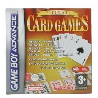 Ultimate Card Games Gameboy Advance