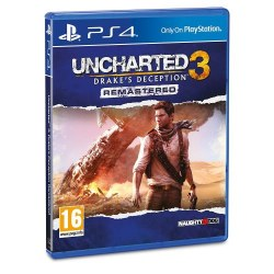 Uncharted 3: Drakes...