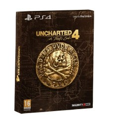 Uncharted 4: A Thiefs End...