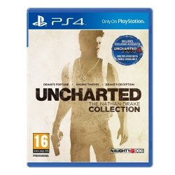 Uncharted The Nathan Drake...