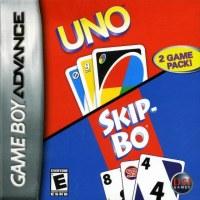 Uno & Skipbo Compilation Gameboy Advance
