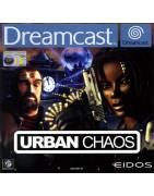 Urban Chaos Dreamcast