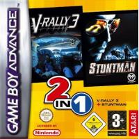 V Rally 3 & Stuntman Double Pack Gameboy Advance