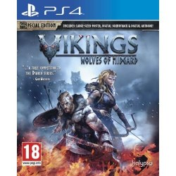 Vikings: Wolves of Midgard...