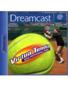 Virtua Tennis Dreamcast