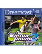 Virtua Tennis 2 Dreamcast