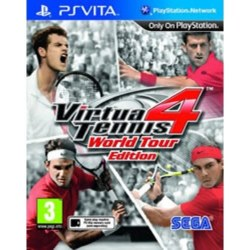 Virtua Tennis 4 World...