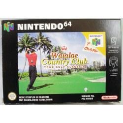 Waialae Country Club Golf N64
