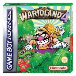 Wario Land 4 Gameboy Advance