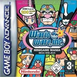 Wario Ware Inc: Minigame Mania Gameboy Advance