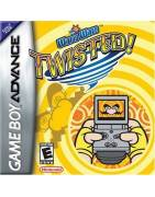 WarioWare Twisted Gameboy Advance