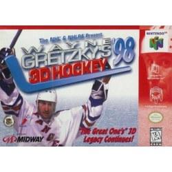 Wayne Gretzky 3D Hockey 98