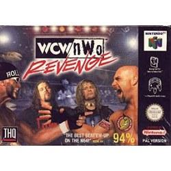 WCW Vs New World Order Revenge