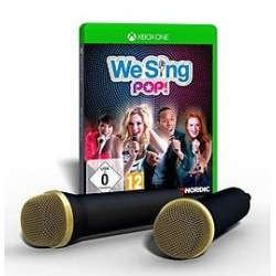 We Sing Pop! & 2 Mics