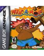 Whac-A-Mole Gameboy Advance