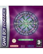 Who Wants to be a Millionaire? 2nd Edition Gameboy Advance