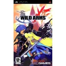 Wild Arms FX PSP