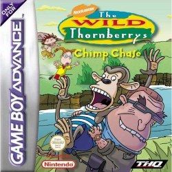 Wild Thornberry's Chimp Chase