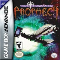 Wing Commander Prophecy Gameboy Advance