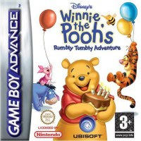 Winnie the Pooh Rumbly Tumbly Adventure Gameboy Advance