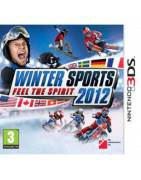 Winter Sports 2012 Feel the Spirit 3DS