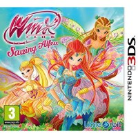 Winx Club Saving Alfea 3DS