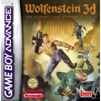Wolfenstein 3D Gameboy Advance