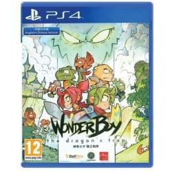Wonder Boy: The Dragons Trap
