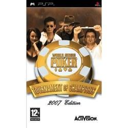 World Series of Poker Tournament Champions PSP