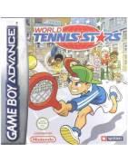 World Tennis Stars Gameboy Advance
