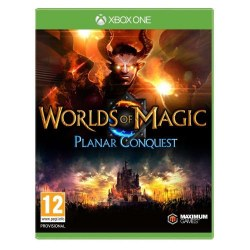 Worlds of Magic Planar...