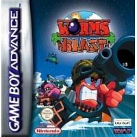 Worms Blast Gameboy Advance