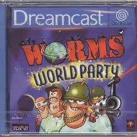 Worms World Party Dreamcast