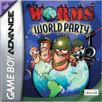Worms World Party Gameboy Advance