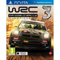 WRC 3: FIA World Rally...