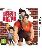 Wreck It Ralph 3DS