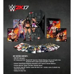 WWE 2K17 NXT Collectors...