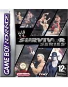 WWE Survivor Series Gameboy Advance
