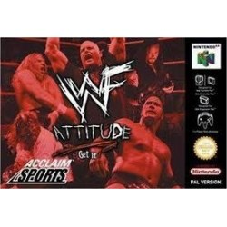 WWF Attitude N64