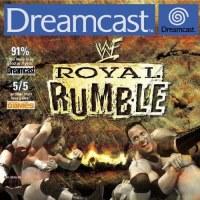 WWF Royal Rumble Dreamcast