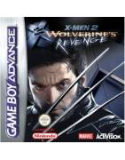 X-men 2: Wolverines Revenge Gameboy Advance