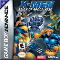 X-Men: Reign of Apocalypse Gameboy Advance