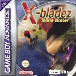Xbladex In-Line Skater Gameboy Advance