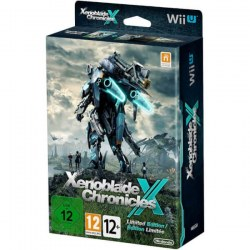 Xenoblade Chronicles X...