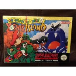 Yoshis Island:Super Mario 2