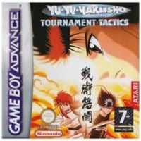 Yu Yu Hakusho Tournament Tactics Gameboy Advance