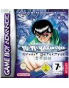 Yu Yu Hakusho Spirit Detective Gameboy Advance