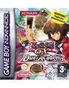 Yu-Gi-Oh! GX Duel Academy Gameboy Advance