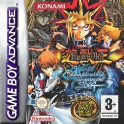 Yu-Gi-Oh! World Championship Tournament 2004 Gameboy Advance